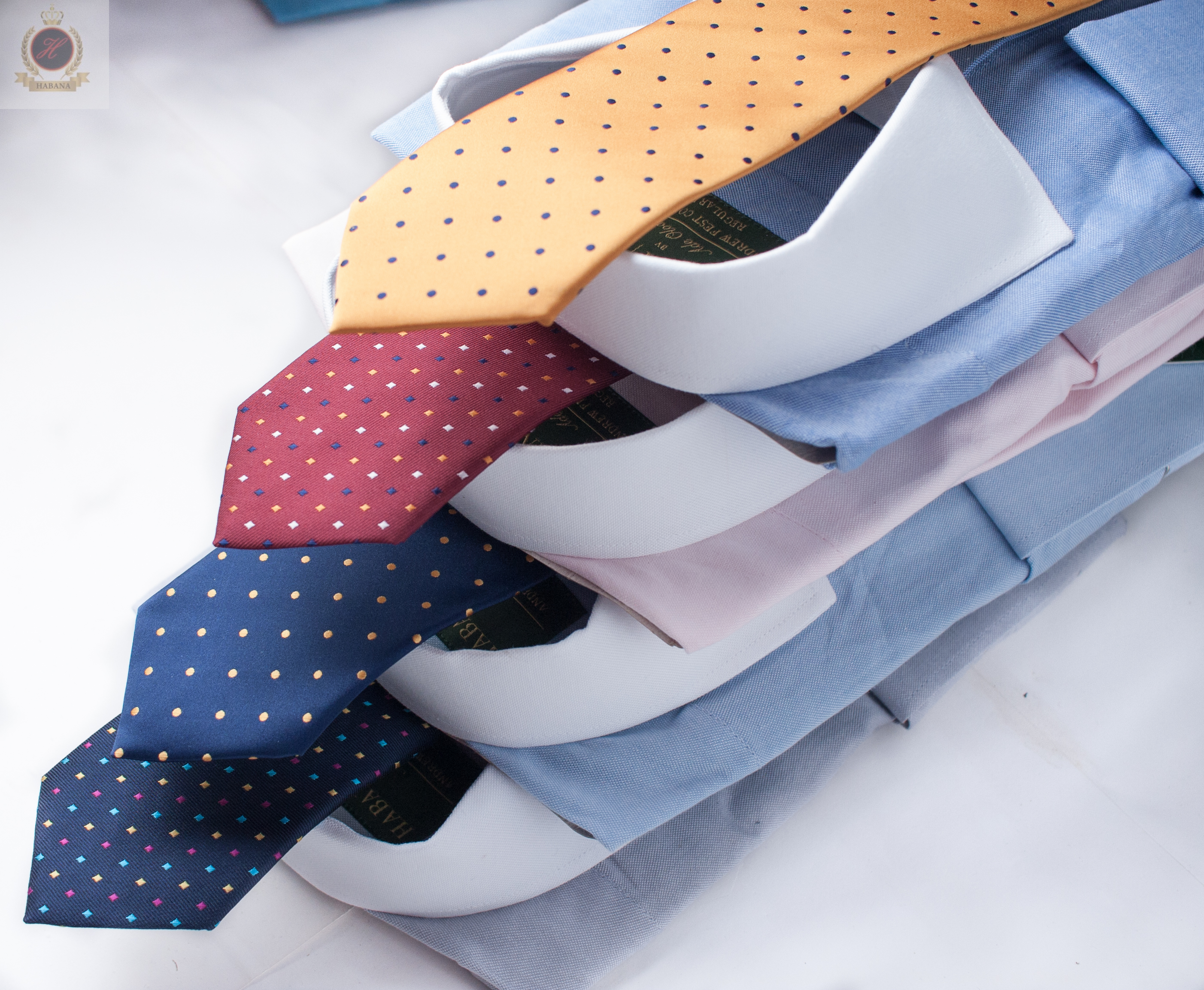 Limited Offer – 5 Business shirts for 40k
