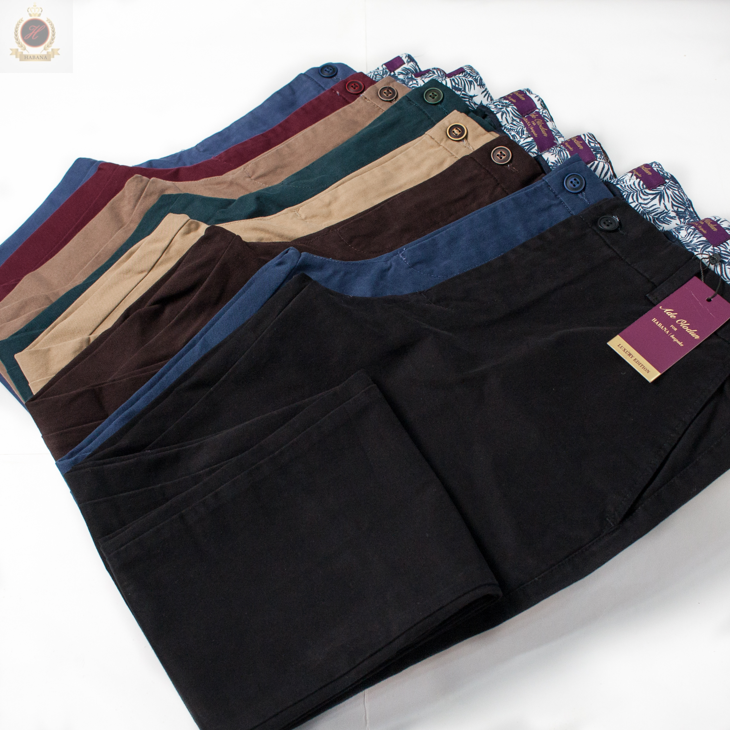 ANY 3 CHINOS FOR 30K